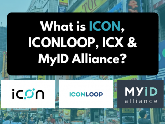 What is ICON, ICONLOOP, ICX & MyID Alliance